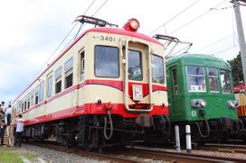 十和田観光電鉄の旧型電車2両