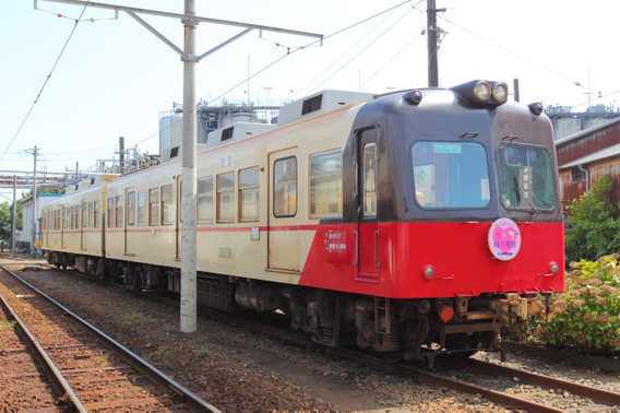 銚子電鉄オリジナルカラー復活