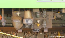 C4Aブレーキ制御装置