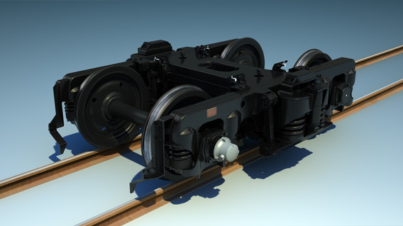 TR201台車