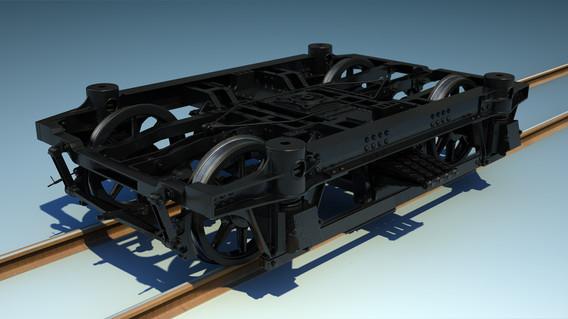TR23台車