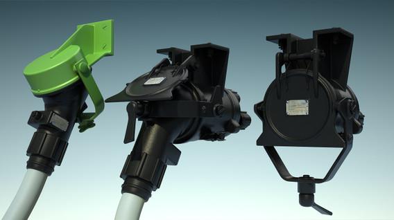 KE70形ジャンパ連結器
