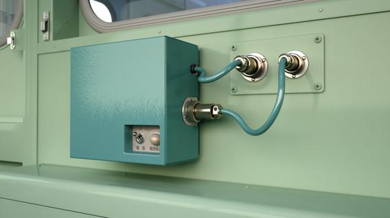 HP1 H4 出力増幅器