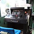 025 キハ181-1の運転台