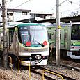 06 横浜線と並ぶ