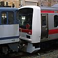 001 逗子駅入線