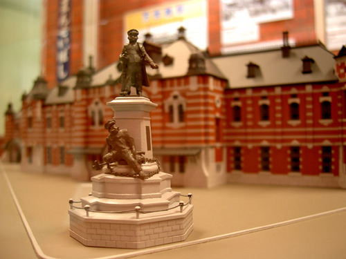 29 旧万世橋駅駅舎模型