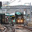 005 下北沢駅を望む