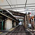 055 旧1番線ホーム(新宿方面)