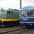 26 EF58-93とナハネフ22-1