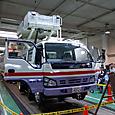 011 架線作業車
