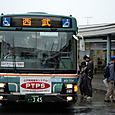 054 飯能駅へのシャトルバス