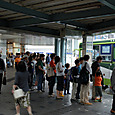 055 バス待ち