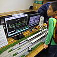 009 模型鉄道システムの自動制御デモ
