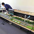 006 模型鉄道システムの自動制御デモ