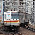 020 地上渋谷駅に入線するメトロ7000系