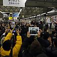 045 渋谷着最終列車の折り返し回送 0:55